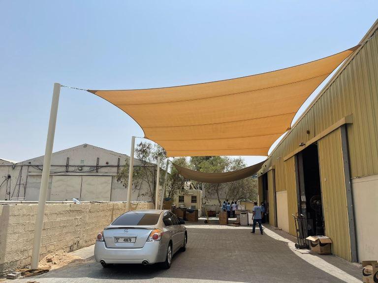 Car Parking Shades Jumeirah