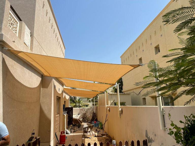 Car Parking Sun Shade Dubai Hills